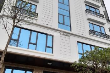 CHo thuê nhà mặt phố Nguyễn Xiển, diện tích 90m X 7 tầng, mặt tiền 10m. Giá 120 tr / 2 tầng dưới