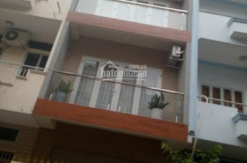 Chính chủ cho thuê nhà mới mặt tiền đường nội bộ Chu Văn An, P12, Bình Thạnh, DT: 4x20m. 3 lầu