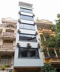 Gia đình cần bán nhà đường Vương Thừa Vũ, Thanh Xuân, DT: 105m2 nhà 5 tầng. Nở hậu 6.5m