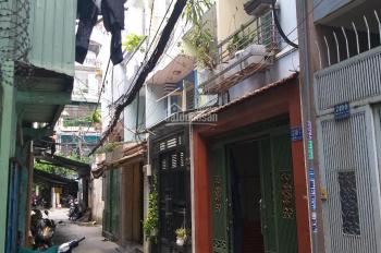 Bán nhà hẻm thông Nguyễn Tiểu La, Q10, gần chợ Nguyễn Tri Phương. Giá bán 5.2 tỷ, LH 0935913368