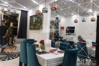 Mới xong nội thất căn 2PN 2WC 75m2 cho thuê 13tr/th. tại Golden Mansion LH 0937080094