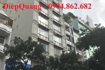 Bán tòa nhà mặt tiền đường Nguyễn Đình Chiểu - Cao Thắng, P5, Quận 3.