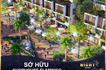 2,2 tỷ sở hữu shophouse 96m2 x 3,5 tầng vừa kinh doanh vừa nghỉ dưỡng. LH: 0962036666