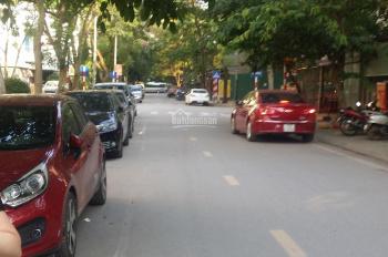 Bán nhà mặt phố Nguyễn Khả Trạc. DT: 50m2 x 5T, MT: 3,8m, vỉa hè rộng, KD sầm uất, giá 14 tỷ