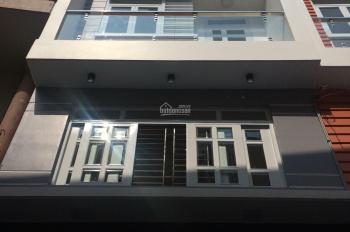 Cho thuê nhà 3 lầu trống suốt - giá rẻ mặt tiền đường Trần Tấn, P. Tân Sơn Nhì, Q. Tân Phú