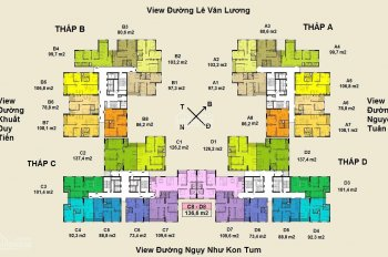 Chính chủ cần tiền bán căn hộ Việt Đức Complex; T1604-D, DT: 92.3m2, giá 28 tr/m2. LH: 0934485810