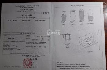 Hẻm 1/, 119/24J Nguyễn Văn Cừ, trệt + 3.5 lầu đúc thật, 3PN, 3WC giá 4.85 tỷ (TL),Tuấn: 0903129038