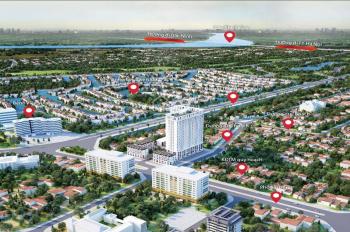 Smarthome TSG Lotus Sài Đồng, 2,1 tỷ căn 3 PN, full nội thất, CK 3%, LS 0%, bốc thăm lên đến 100tr