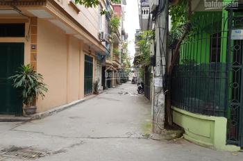 Bán nhà ngõ 151/86 Nguyễn Đức Cảnh, số 38, ô tô cách 50m, 56m2 xây 4 tầng, giá 3.8 tỷ
