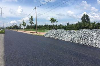 Chính chủ cần nhượng lại gấp lô đất khu Minh Linh, phường 5, Vĩnh Long, lộ nhựa 12m, giá 8tr/m2