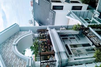 Nhà HXH 1 trệt 3 lầu sân thượng ngay Chợ An Dương Vương 4x14m giá 4,5 tỷ