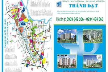 Bán đất nền biệt thự thự dự án 13 E Intresco đường Nguyễn Văn Linh, giá rẻ, vị trí view sông
