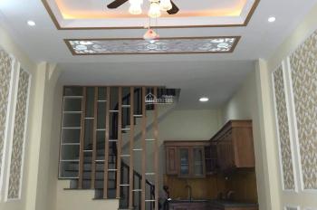 Bán nhà, ô tô đỗ cửa, phố Ngũ Nhạc, Thanh Trì, Hoàng Mai, 32m2, 5 tầng, giá 2.03 tỷ, 0913571773