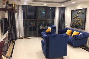 Cho thuê gấp căn hộ chung cư Hoàng Cầu Skyline, 100m2, 2PN, đủ đồ, view hồ, chỉ 15tr/th 0985878587