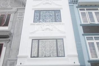 Bán nhà 4 tầng thiết kế hiện đại sang trọng, có gara ô tô, tại TĐC Nam Cầu, UBND Quận Hải An