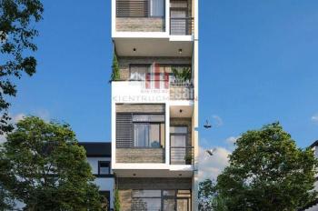 Bán nhà căn góc 2 MT Ngô Gia Tự, diện tích 68m2, 5 tầng đang cho thuê 45tr/tháng. 0912.250.011