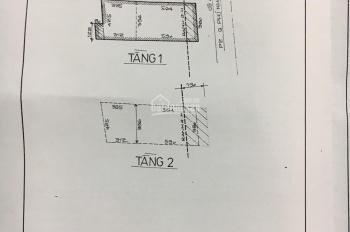 Chính chủ bán nhà 1 trệt, 1 lầu, 41m2, đường Cô Giang, liền kề Q1, giá 4,4 tỷ