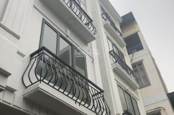 Nhà tìm chủ, 5 tầng xây mới đường Tựu Liệt, Thanh Trì, DT 38m2 ô tô đỗ cách 26m, LH: 097.217.2239