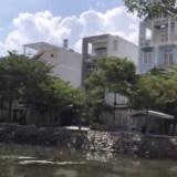 Chính chủ bán lô đất định cư Phú Mỹ nhìn ra Kênh Đào rất đẹp, DT 5 x 18m, giá 6.2 tỷ, hướng bắc