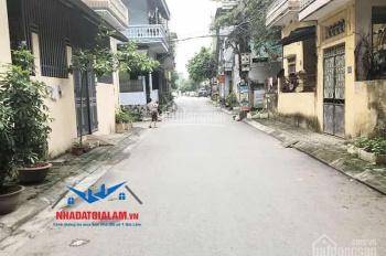 Cần bán lô đất đấu giá Hồ Voi, Cổ Bi. DT 62,4m, MT 4,10m, đường ô tô tránh nhau