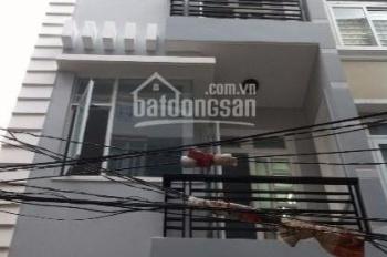 Cho thuê nhà Nguyễn Phong Sắc, Cầu Giấy, 50m2, 4 tầng, 16tr/th