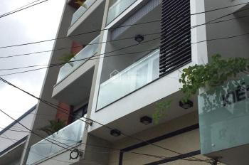 Nhà 3 lầu, HXH 489A Huỳnh Văn Bánh, Phú Nhuận