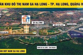 Bán đất nền dự án KĐT Nam Ga, vị trí đẹp, cam kết giá rẻ hơn giá thị trường, LH 0976.462.789