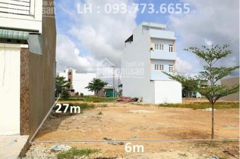 Chính chủ bán đất thổ cư 162m2 lô cực đẹp, sổ hồng riêng, đường Trần Văn Giàu-lh: 093.773.6655