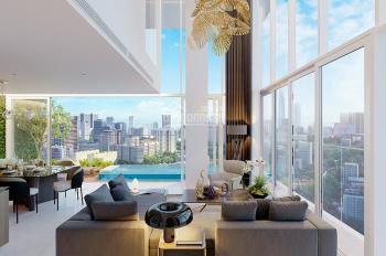 Penthouse đẳng cấp nhất Serenity Sky Villas, 491m2 hồ bơi sân vườn tầng thượng. LH: 0901 986 687