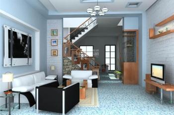 Gia đình cần bán nhà mặt tiền Trần Khánh Dư Q1, 4x12m, trệt 3 lầu 6 phòng 6wc