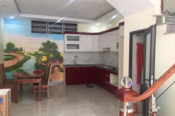 Nhà mặt ngõ Văn Cao, 4 tầng x 55m2, giá 4,5 tỷ. Liên hệ: 0868580068