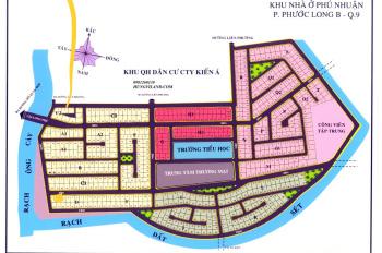 Cần bán gấp lô đất xây biệt thự khu dân cư Phú Nhuận - Quận 9