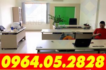 Cho thuê VP 50m2 tòa mới ngã 4 Hoàng Quốc Việt, Nguyễn Phong Sắc, view & vị trí đẹp 0964.05.2828