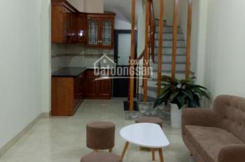 Bán nhà 35m2*5T xây mới, phố Ngũ Nhạc, Hoàng Mai, nhà cách mặt phố 10m, giá 2,03 tỷ, LH 0908926882