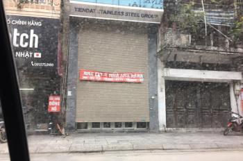 Cho thuê nhà phố Lạc Trung, 67m2 x 6 tầng, MT 4.5m, thông sàn, giá 40 tr/th. 0976.075.019