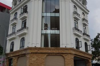 Cần cho thuê nhà mặt phố Khuất Duy Tiến, Cầu Dậu, 150m2 x 9 tầng, MT 10m, thang máy. Giá 120 tr/th