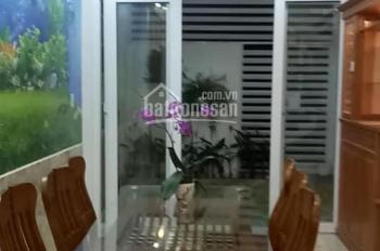 Cho thuê nhà 3 tầng mới, Lê Văn Thịnh, Hòa Minh