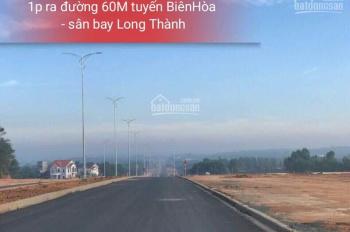 Bán đất Tam Phước thổ cư 100% giá chỉ 6.5 triệu/m2 lh: 0937.208.149
