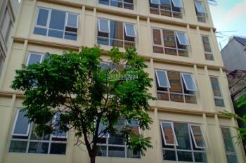 Cho thuê tòa nhà văn phòng trung tâm Cầu Giấy, 6T x 200m2 thông sàn, cầu thang máy