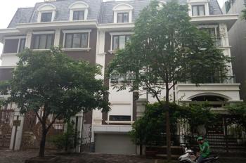 Cho thuê BT tại KĐT Nam Cường 467 Phạm Văn Đồng, dt 220m, xd 110 m X 3,5 tầng, thang máy. Giá 50 tr