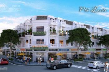Shophouse đẳng cấp châu Âu tại Thuận An Bình Dương. Lh: 0963535775