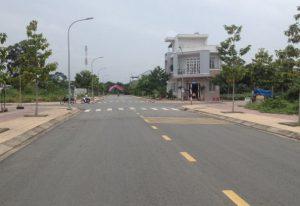 Bán đất lô đất đường N3 gần trường Á Châu, khu D2D Phường Thống Nhất TP Biên Hoà