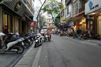 Bán nhà phân lô ngõ 34 Hoàng Cầu, Nguyễn Phúc Lai, 54m2 xây 5 tầng lô góc 7,7 tỷ, LH 0983132269