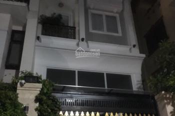 Bán nhà hẻm 55 Lê Thị Hồng Gấm, Quận 1, DT: 4.1x20m, 3 lầu, giá 23 tỷ
