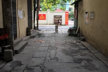 Bán nhà đẹp phố Nghĩa Dũng, Ba Đình, khu an sinh gần phố chỉ 2,65 tỷ