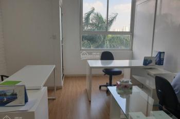 Cho thuê văn phòng dự án Sky Center, giá 10 triệu/tháng. Liên hệ 0934836683