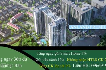 Sự kiện mở bán dự án Anland Premium