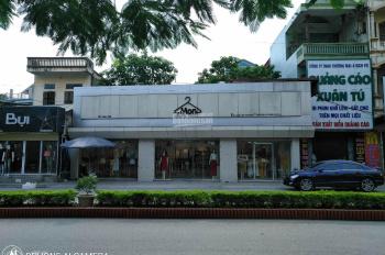 Bán nhà mặt tiền dài nhất đường Trường Chinh, Phủ Lý, rất lý tưởng để kinh doanh buôn bán