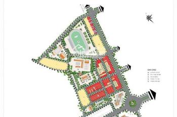 Cần bán lô đất mặt phố Đồng Kỵ 1, DT 106m2, MT 5m, nhìn sang nhà văn hóa, khu chợ