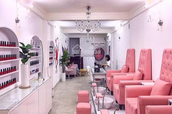 Sang nhượng tiệm nails, phun xăm, nối mi Nguyễn Trãi Quận 1, LH 0939 1111 55 Oanh